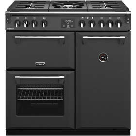 Stoves Richmond Deluxe S00G (Grey)