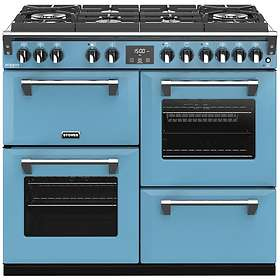 Stoves Richmond Deluxe S1000DF GTG DB (Blue)