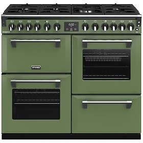 Stoves Richmond Deluxe S1000DF SO (Green)