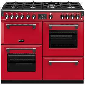 Stoves Richmond Deluxe S1000G (Red)
