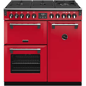 Stoves Richmond Deluxe S00DF GTG (Red)