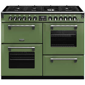 Stoves Richmond Deluxe S1100DF SO (Green)