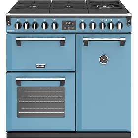 Stoves Richmond Deluxe S00DF GTG DB (Blue)