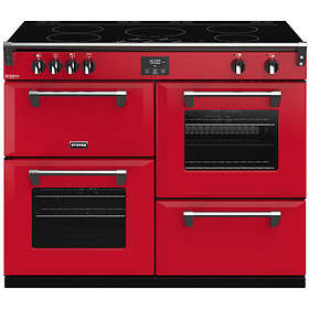 Stoves Richmond Deluxe S1100Ei (Red)