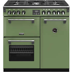 Stoves Richmond Deluxe S00G SO (Green)