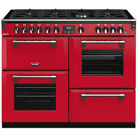 Stoves Richmond Deluxe S1100G (Red)