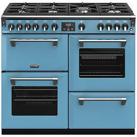 Stoves Richmond Deluxe S1000G DB (Blue)