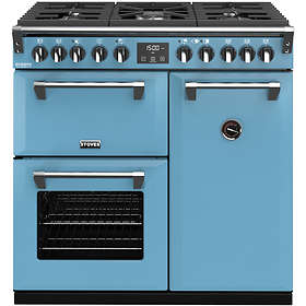 Stoves Richmond Deluxe S00DF DB (Blue)