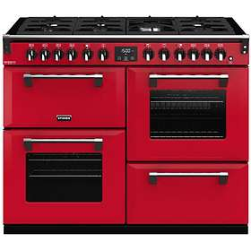 Stoves Richmond Deluxe S1100DF (Red)