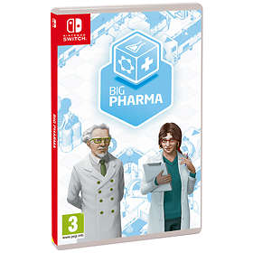 Big Pharma - Special Edition (Switch)