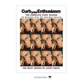 Curb Your Enthusiasm - Complete Season 1