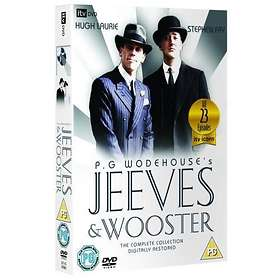 Jeeves & Wooster - The Complete Collection
