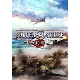 Sudden Strike 4 - The Pacific War (Expansion) (PC)