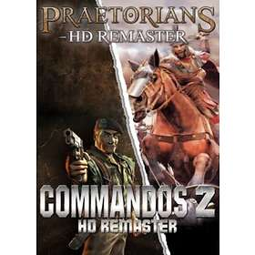 Commandos 2 & Praetorians: HD Remaster (PC)