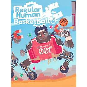 Regular Human Basketball (PC)