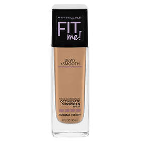 Maybelline Fit Me Dewy + Smooth Foundation SPF18 30ml