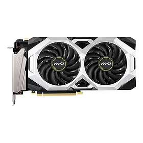 MSI GeForce RTX 2070 Super Ventus GP OC HDMI 3xDP 8GB
