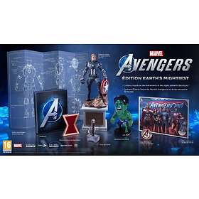 Marvel's Avengers - Earth's Mightiest Edition (PS4)