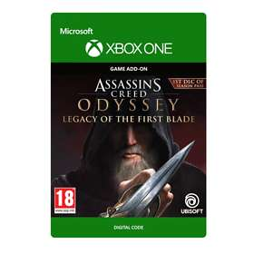 Assassin's Creed Odyssey: Legacy of the First Blade (Expansion) (Xbox One)