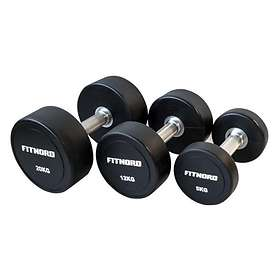 FitNord PU Dumbbell 2x5kg