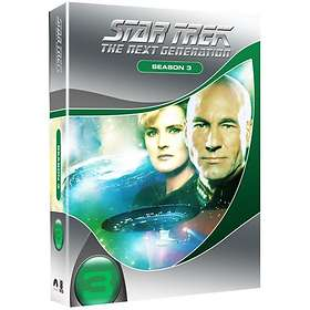 Star Trek: The Next Generation Season 3