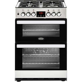 Belling Cookcentre 60DF (Stainless Steel)