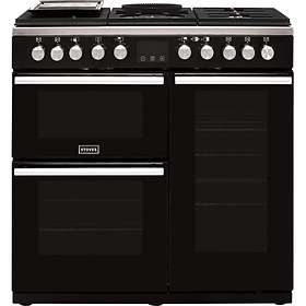 Stoves Precision DX S900DF (Black)