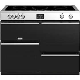 Stoves Precision DX S1100Ei (Stainless Steel)