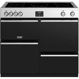 Stoves Precision DX S1000Ei (Stainless Steel)