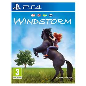 Windstorm Nordic Edition (PS4)