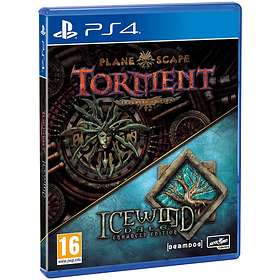 Planescape: Torment & Icewind Dale - Collector's Edition (PS4)