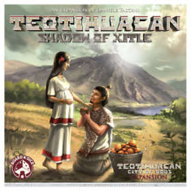 Teotihuacan: Shadow of Xitle (exp.)