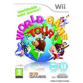 World Party Games (Wii)