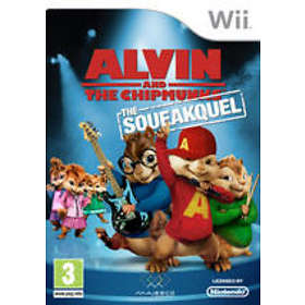 Alvin and the Chipmunks: The Squeakquel (Wii)