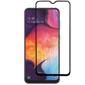 Champion Glass Screen Protector Black Frame for Samsung Galaxy A50