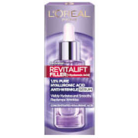 L'Oreal Revitalift Filler 1.5% Pure Hyaluronic Acid Anti Wrinkle Serum 30ml