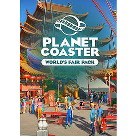 Planet Coaster - World's Fair Pack (Expansion) (PC)