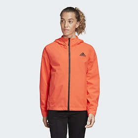 adidas Performance 3-STRIPES RAIN.RDY - Regnjakke - red