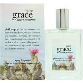 Philosophy Pure Grace Desert Summer edt 60ml