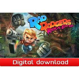Rad Rodgers - Radical Edition (PC)