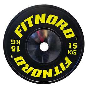 FitNord Competition Bumper Plate 50mm 15kg