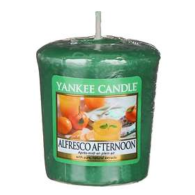 Yankee Candle Votives Alfresco Afternoon