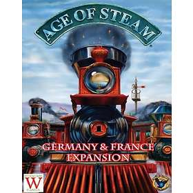 Age of Steam: Germany and France (exp.)