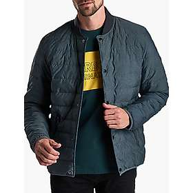 Barbour International Redwell Quilted Bomber Jacket (Herr)