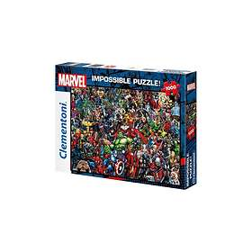 Clementoni Pussel Marvel Impossible 1000 Bitar