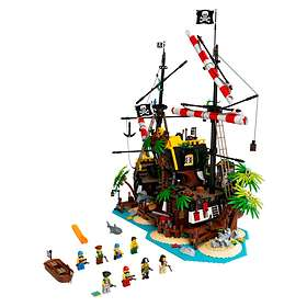 LEGO Ideas 21322 Piraterna Från Barracuda Bay