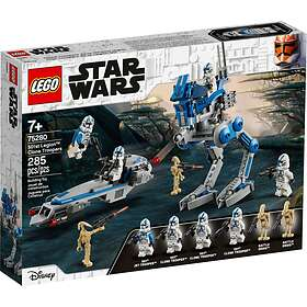 LEGO Star Wars 75280 501st Legion Clone Troopers