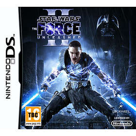 Star Wars: The Force Unleashed 2 (DS)