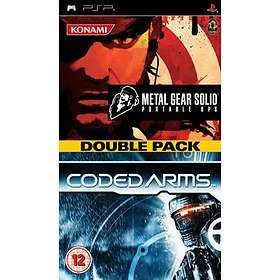 Metal Gear Solid Portable Ops/Coded Arms Double Pack (PSP)