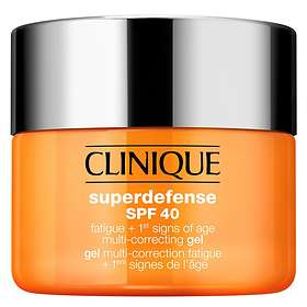 Clinique Superdefense Fatigue + 1st Signs Of Age Multi Correcting Gel SPF40 30ml